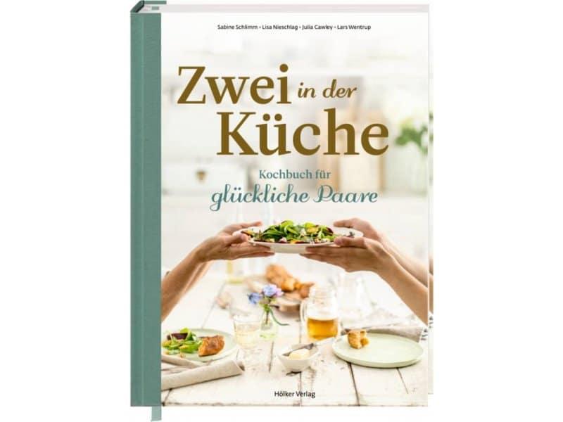 Romantisch kochen für Paare: Zwei in der Küche