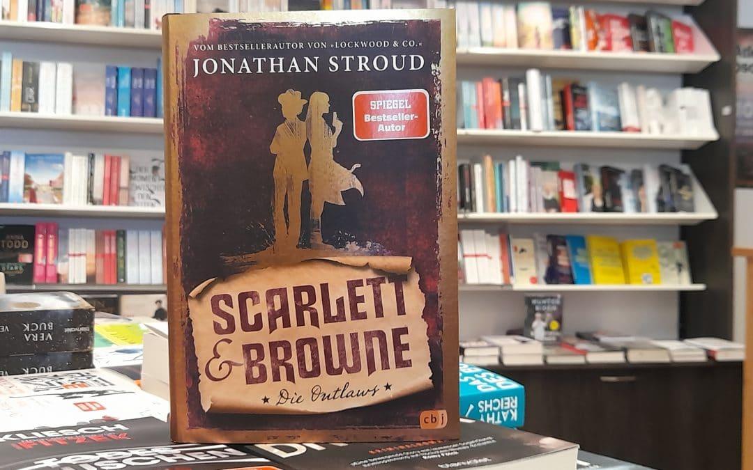 Scarlett & Browne. Die Outlaws