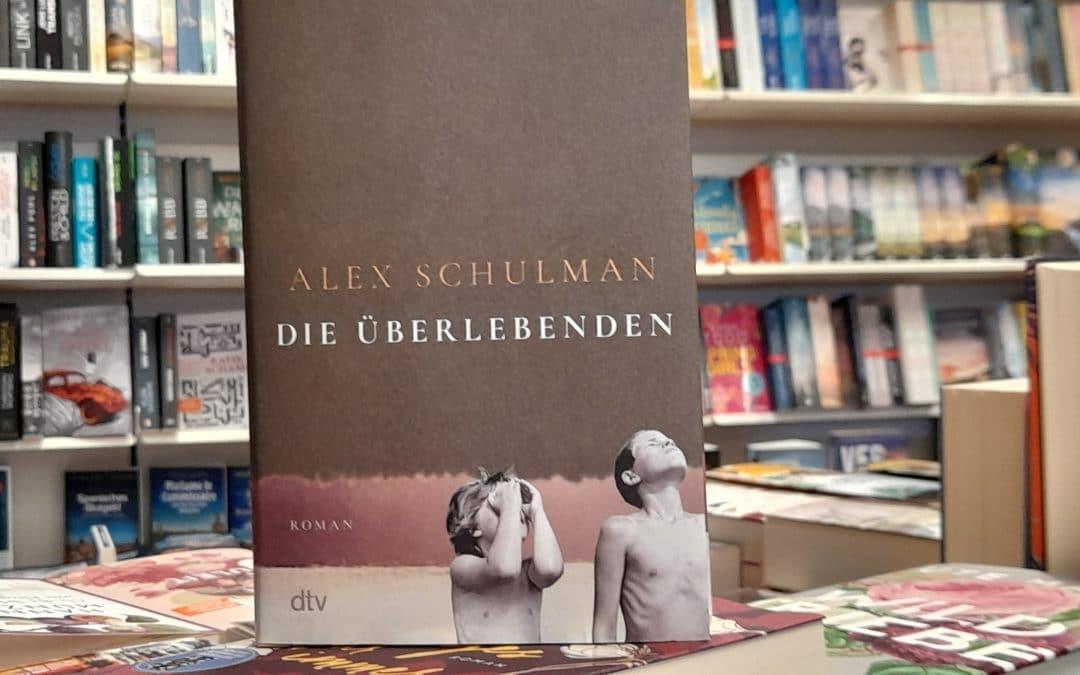 Die Überlebenden  von Alex Schulman
